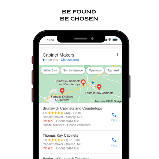 Local Pack Ranking for a Local Search